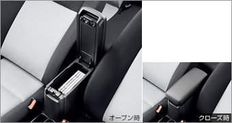 Console box (armrest attaching)